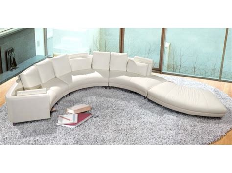 semi circular leather sofa round sofas sectionals semi circular sofas sectionals
