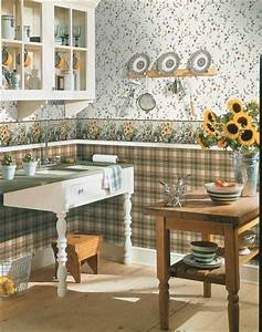 Fruits and Flowers - Country Decorating Idea: Fruits and