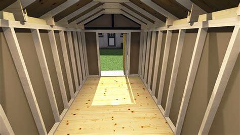 8 x 16 shed plans 8x16 storage shed plan