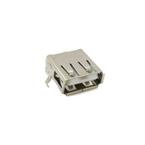 4 pin l socket usb female type a 4 pin dip right angle plug jack socket