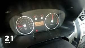 Test Speed 2004 Hyundai Tiburon 2 7 Manual Transmission Pt