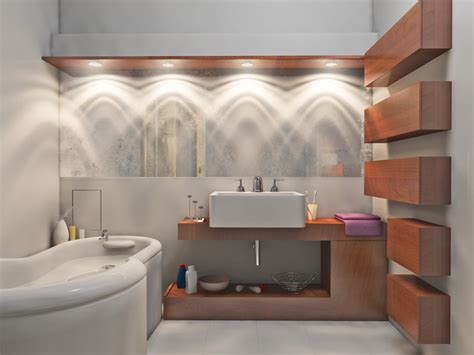 light fixtures  bathroom theydesignnet