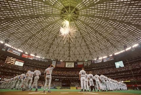 astrodome   architectural marvel  host