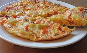 Chorizo, pepper and potato Spanish omelette - Pikalily Blog