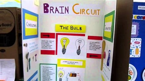 electric circuit science fair project