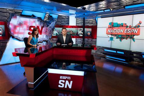 espn sports nation set design gallery