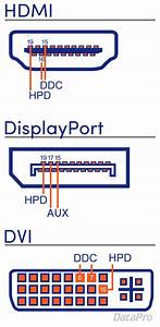 Hot Plug Detection  Ddc  And Edid