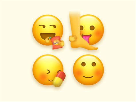 Crazy Emoji Vol.4 By Achin For Mogu On Dribbble