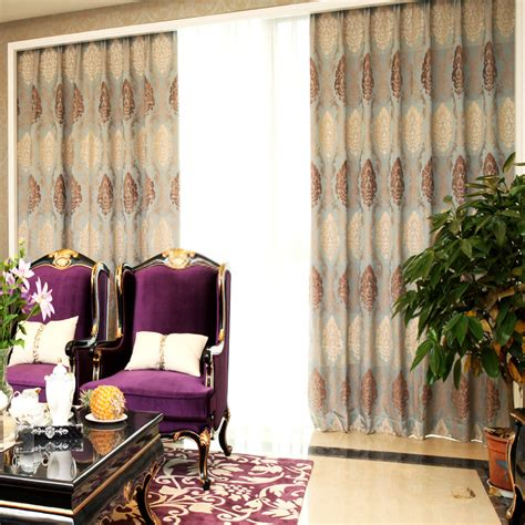 vintage curtains and drapes retro curtains and window treatments of chenille fabrics