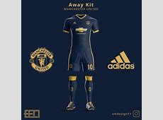 Is this Manchester United's third kit for 201819? Leaked
