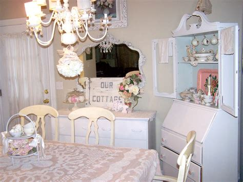 Shabby Chic Cottage Decor Design Decoration