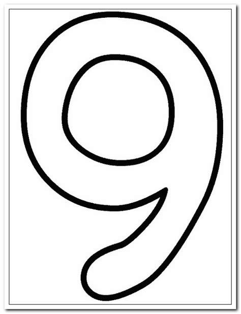 9 Sayısı Mandala Boyama Resimlere Göre Ara Red