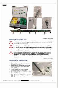 Daf Trucks Xf Series  Euro6  Repair Service Manuals