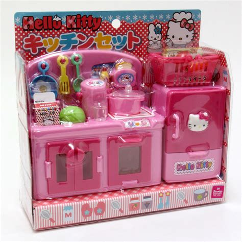 hello kitty kitchen set muraoka hello kitty kitchen set ebay