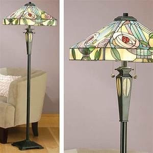 17 best images about piantane lampada da terra tiffany With chicago tiffany floor lamp