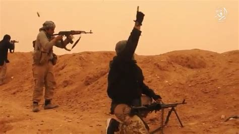Graphic 20 Min Isis Propaganda Video Shows Battles With