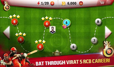 rcb star cricket  android apk