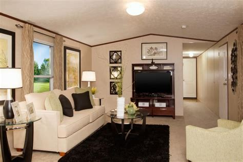 Living Room Decorating Ideas For Mobile Homes by Clayton Tru Mh Foreman 1 064 Sq Ft 3br 2ba Single Wide