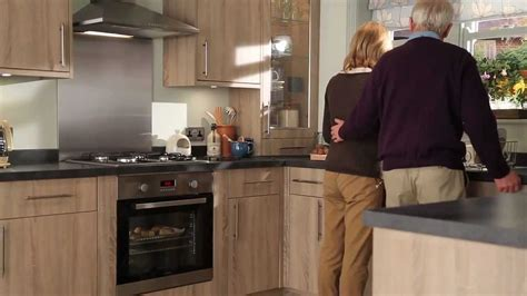 le chene cuisine déco cuisine chene blanchi