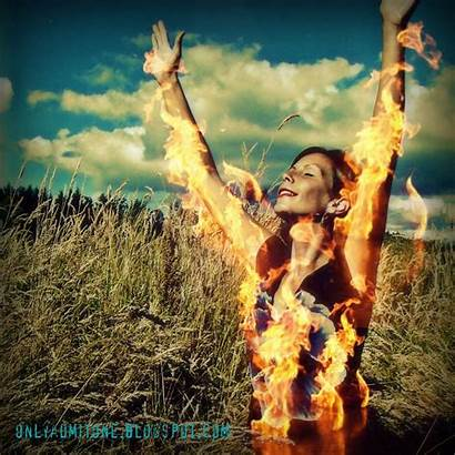 Fire Refiner Person Refiners Worship Glory Mountain