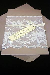 114 best images about invitations fans programs on With wedding invitations with lace overlay
