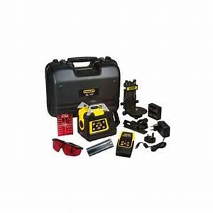 Niveau Laser Plaquiste : kit laser rotatif rl hv pour plaquiste avec tr pied alu et ~ Premium-room.com Idées de Décoration