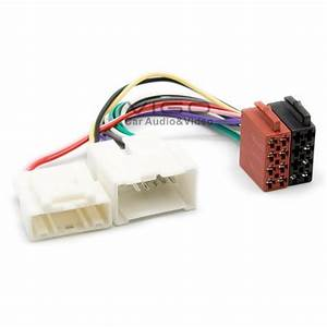 12 043 Iso Radio Plug For Renault Logan Sandero Duster