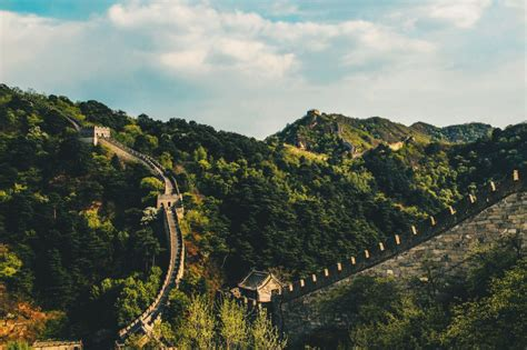 Great Wall Of China New7wonders Of The World