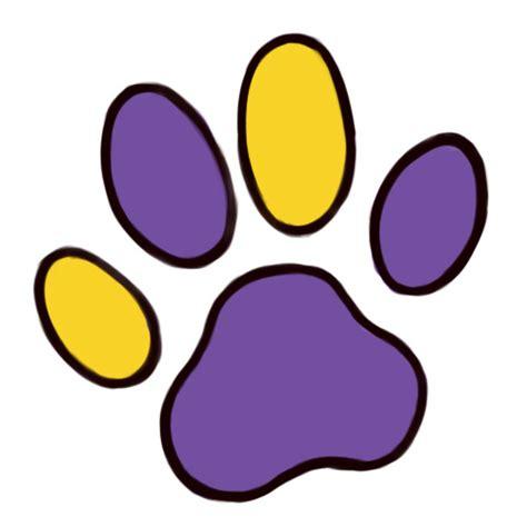 leopard paw prints clipartsco