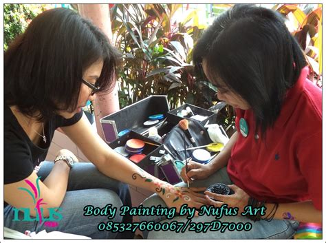 facebody painting glitter tattoo ulang  matteo