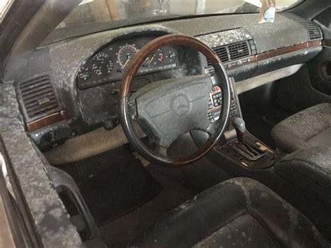 La marca de la estrella. Anybody want to take a chance on a 600 coupe with a moldy interior? - Mercedes-Benz Forum