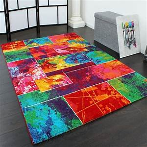 tapis colore With tapis salon coloré