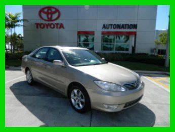 Bill Gatton Suzuki by Purchase Used Nr 1999 Toyota Camry Xle 83k Sunroof