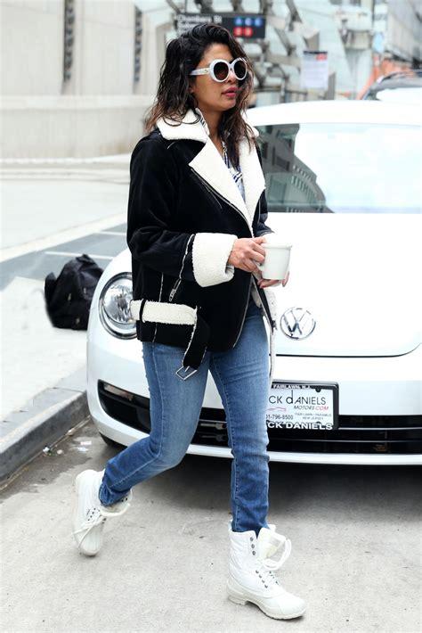 New Style by Priyanka Chopra Style New York 03 10 2018