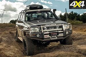 Nissan Patrol 4x4 : nissan patrol gets v8 military might ~ Gottalentnigeria.com Avis de Voitures