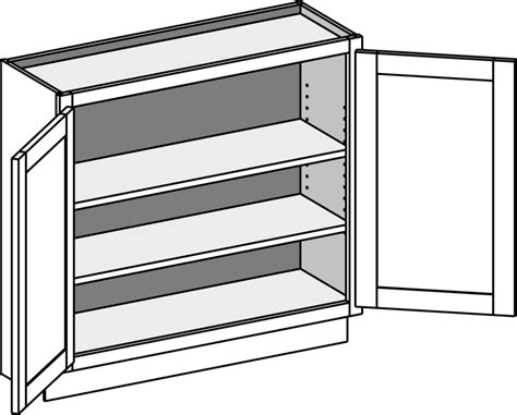 depth of kitchen wall cabinets base cabinets cabinet joint 8602