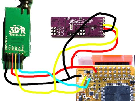 Osd 3dr Wiring Diagram by Walkera Iuas Qr X350 Pro Ilook With Mission Planner Diy