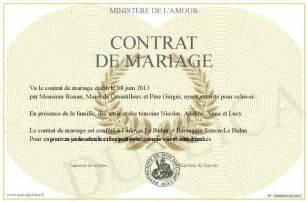 notaire contrat de mariage contrat de mariage