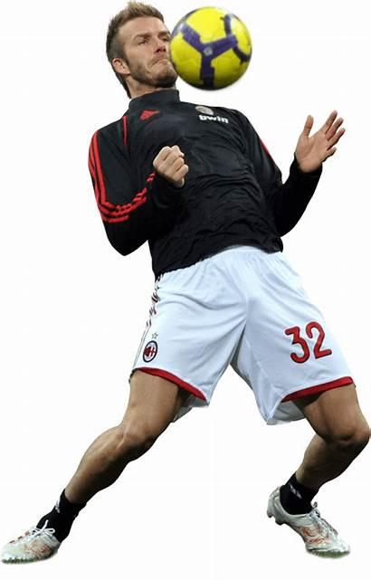 Beckham Player Football David Jugador Tiros Experto