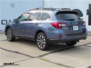 How Much Weight Can A 2017 Subaru Outback Tow