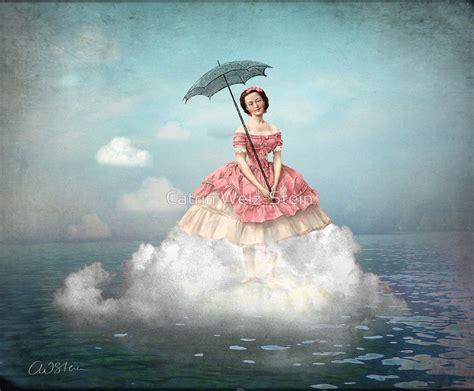 Swimming Cloud Catrin Welz Stein Redbubble