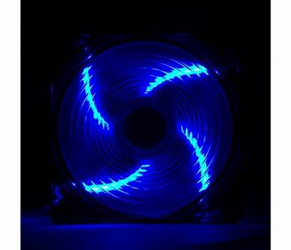 Led Nox Ventilador Azul Coolfan Coolmod