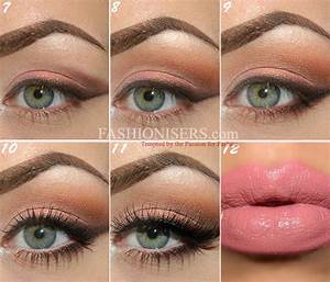 Simple and Chic Prom Makeup Tutorial | Fashionisers
