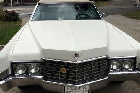 Exclusive Cadillac Deville Convertible