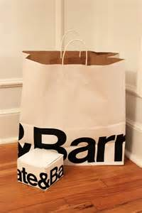 Crate and Barrel Shopping Bag