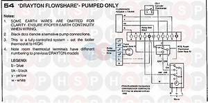 Ideal Elan 2 50f  Wiring Diagram 4 Diagram