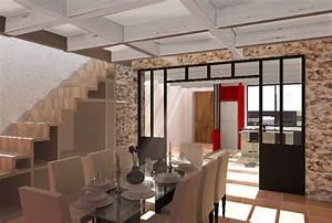 amenagement interieur d39une maison de village projets d With photos d interieur de maison