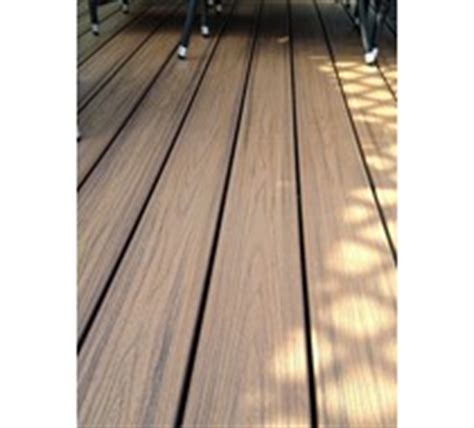 Kon Tiki Wood Deck Tiles by Trex Composite Decking Pre Finished Wooden Flooring