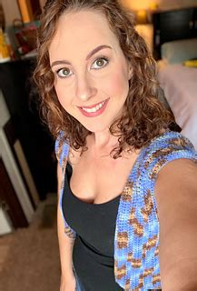 ravelry eclectic bff vest pattern  lindsey george