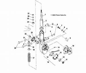 2000 Polaris Sportsman 500 Parts Manual